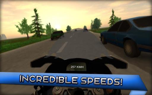 Motorcycle Driving 3D 1.4.0 screenshots 7