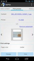 Screenshot of StarPrint - Mobile Print App