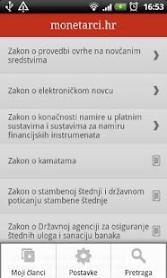 Monetarci.hr- screenshot thumbnail