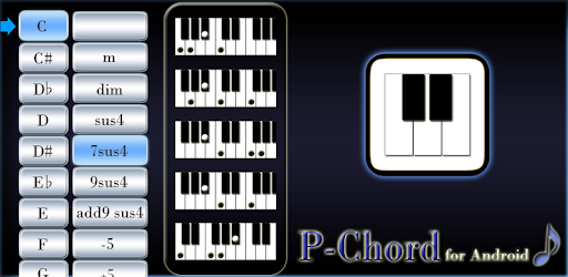 Pchord Piano Chord Finder Apps On Google Play
