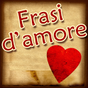 Frasi d'amore icon