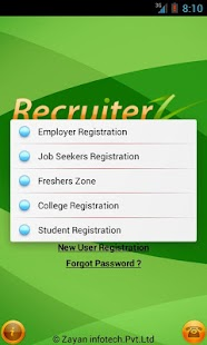 Recruiterz - screenshot thumbnail