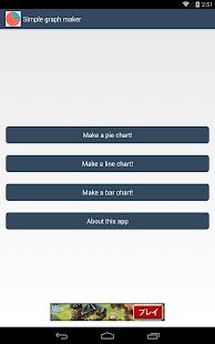 Simple graph maker - náhled