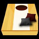 Cornhole logo