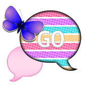 Butterflies/GO SMS THEME