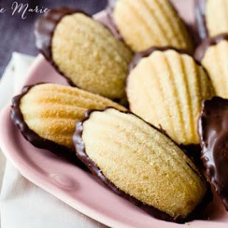 Brown Butter Madeleines Recipe