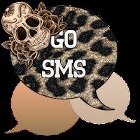 GO SMS THEME|SugarSkullz2 1.1