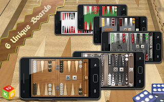 Screenshot of Backgammon Masters Free