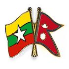 Myanmar Nepali  Website icon