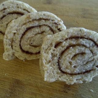 Cinnamon Roll Cookies (vegan Friendly)