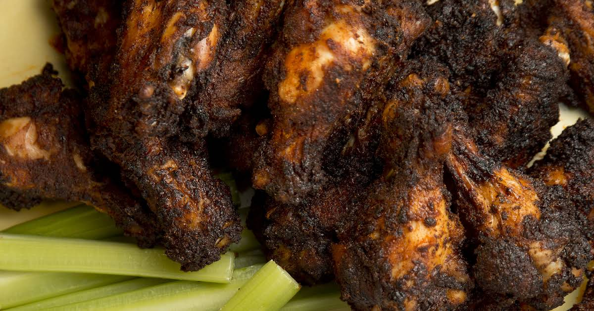 10 Best Chicken Wings Bbq Sauce Recipes