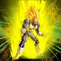 Super Saiyan Vegeta 3D HD LWP icon