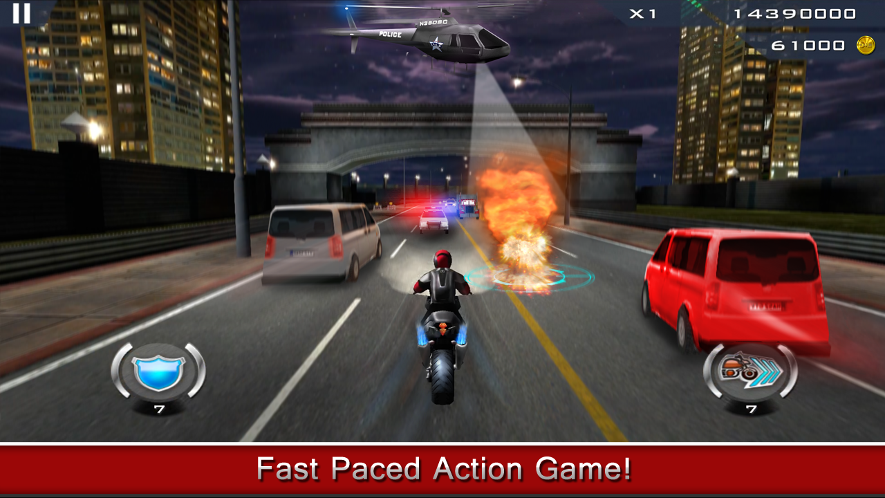 Dhoom:3 The Game image #1