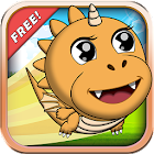 Dino Bounce Free icon
