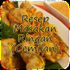 Resep Makanan Ringan Cemilan icon
