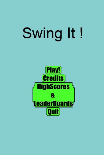 Swing It - Old