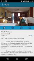 Screenshot of ValenciaentuMano Guía Valencia