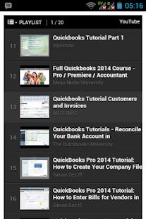 玩程式庫與試用程式App|Quickbooks Tutorial免費|APP試玩