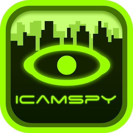 iCamSpy 視頻監控 央視 媒體與影片 App LOGO-APP試玩