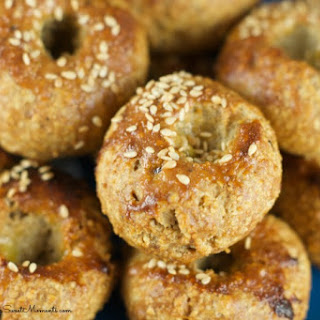 Passover Bagels.