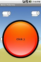 Screenshot of Flatulence Button