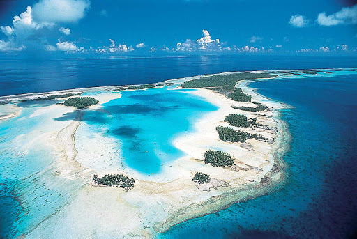 Rangiroa, a string of coral encircling a luminous turquoise and jade-green lagoon, is one of the world's greatest dive destinations.