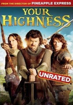 Your Highness (Unrated) - Movies & TV on Google Play