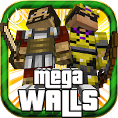 Mega Walls - Block Survival 3D