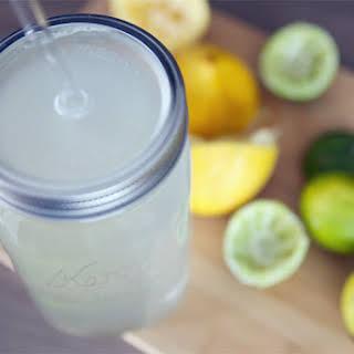 Lemonade Cleanse.