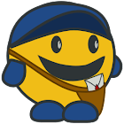 Mail Delivery Boy icon