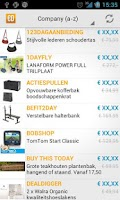 Screenshot of EveryDay Deals Dagaanbiedingen