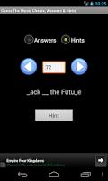 Screenshot of Guess The Movie! Cheats