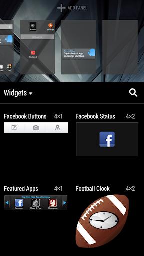 Football Clock Widget