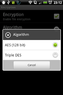 kWS Pro (Android Web Server) - screenshot thumbnail