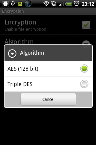 kWS Pro (Android Web Server) - screenshot