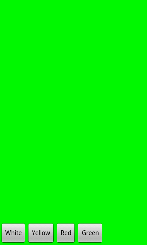 Flashlight- screenshot