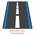 Split the Trip Cost Calculator icon