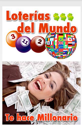Loterías del Mundo