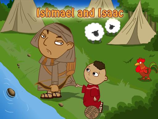 Ishmael and Isaac