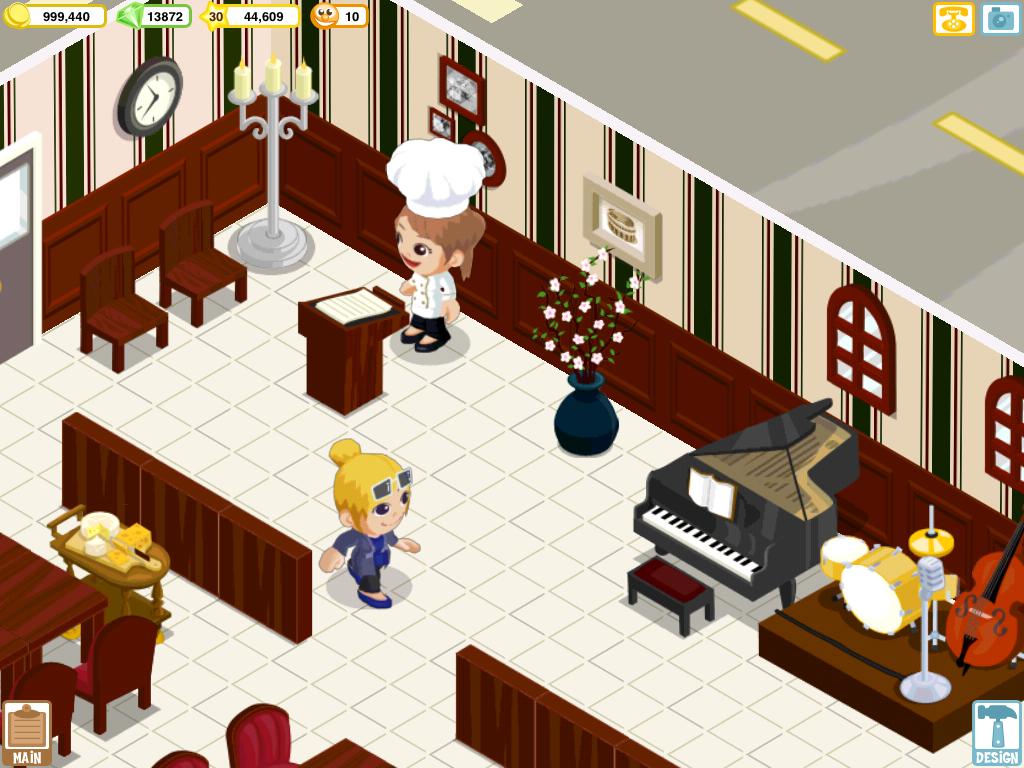 Restaurant Story 2 Delightful Decor : Restaurant story summer fun android apps on google play