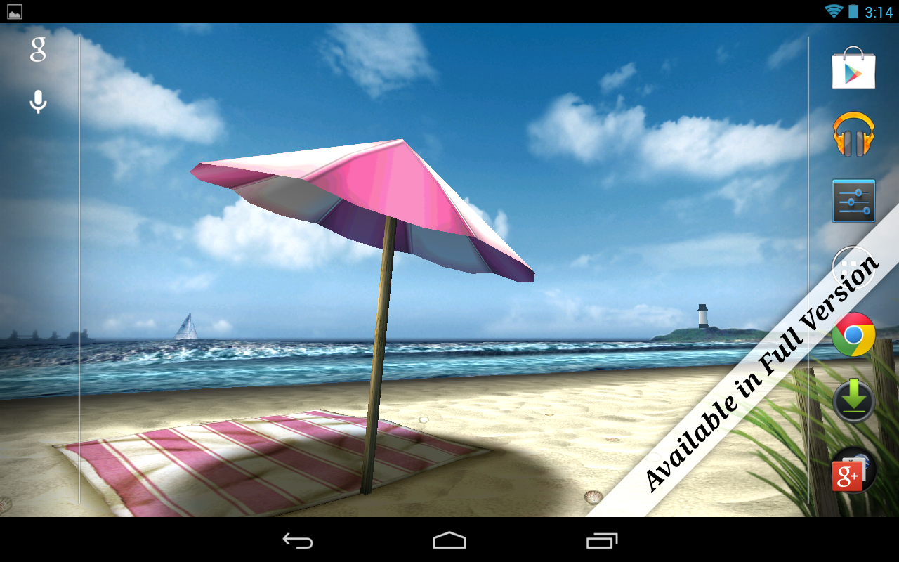 My Beach Free - screenshot