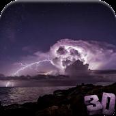 Storm Video Live Wallpaper 3D