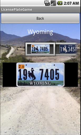 【免費休閒App】License Plate Game.-APP點子