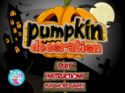 Monster Halloween Pumpkin