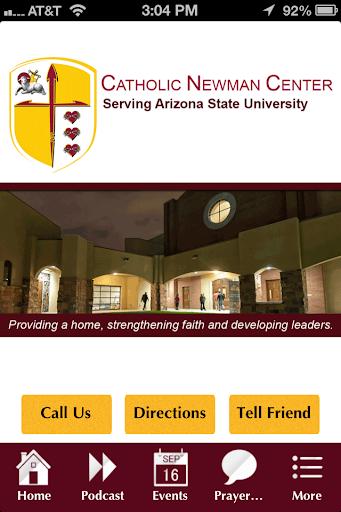 ASU Catholic Newman Center