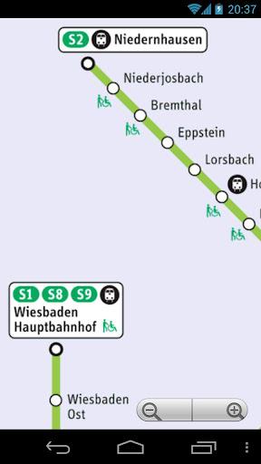 免費旅遊App|法蘭克福交通地圖|阿達玩APP
