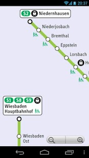 Frankfurt Transport Map Free- screenshot thumbnail