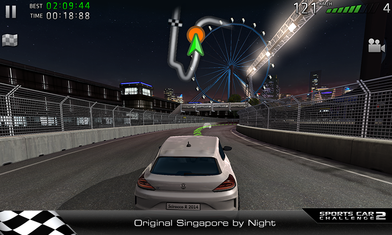 Sports Car Challenge 2 - screenshot