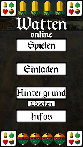Watten - Kartenspiel online