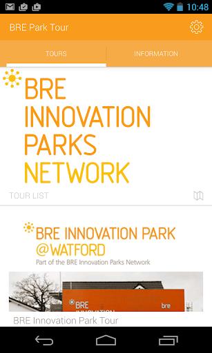 BRE Innovation Park Watford